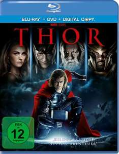 Marvel's Thor [Blu-ray] (+ DVD + Digital Copy) für 8,97€ @Amazon.de