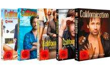 [Saturn Österreich] [DVD] Californication Season 1-5 FSK18 [Tagesdeal]