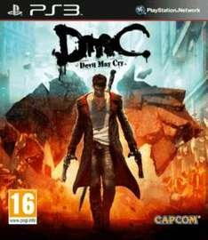 (UK) DMC Devil May Cry für PS3 oder Xbox 360