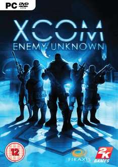 PC DVD-ROM - XCOM Enemy Unknown für €11,76 [@Zavvi.com]