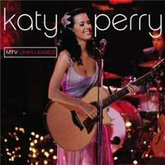 (UK) Katy Perry - MTV Unplugged (CD & DVD) für 4.63€ @ play (marketplace)