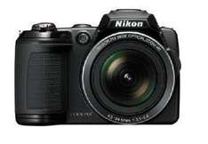 [Refurbished] - Nikon Coolpix Digitalkameras L120 / P500 / S6100 / S3200 @DC