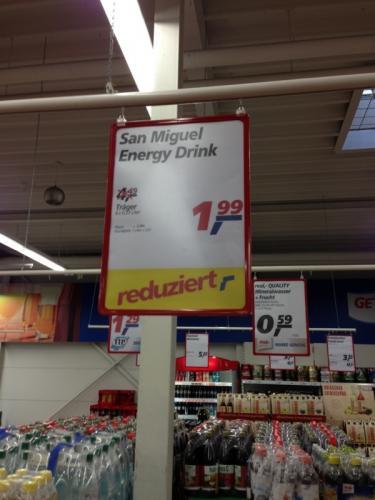 (Lokal Celle) San Miguel Sixpack