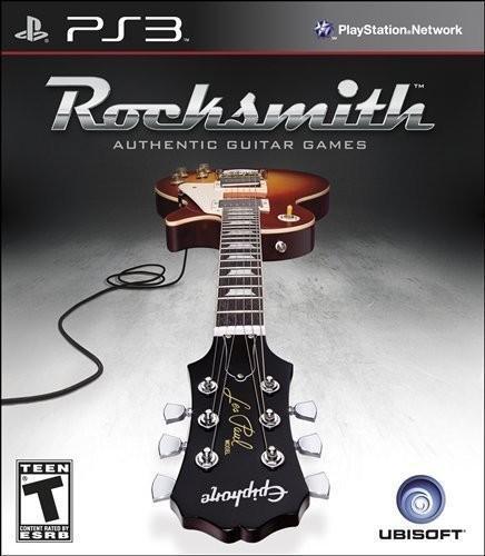 Rocksmith [PS3] für 35€