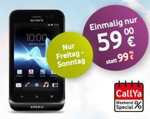 Sony Xperia Tipo CallYa