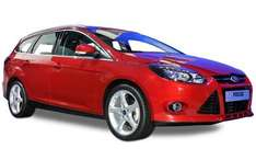 Ford Focus Turnier 1,0 EcoBoost 74kW/100PS Trend über Sixt Leasing