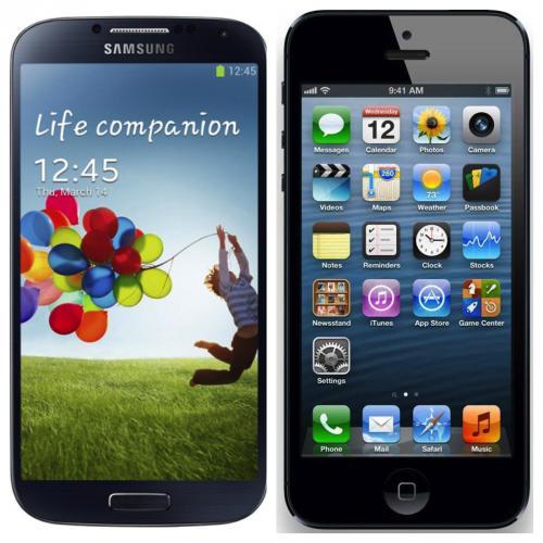 TOP* Samsung Galaxy S4 oder Iphone 5 + Telekom Call & Surf zusammen günstiger als im Einzelkauf!