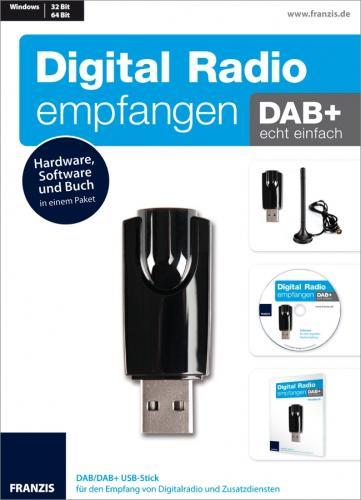 Franzis DAB+ Stick