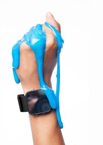 1:Face Watch: günstige Armbanduhr mit gutem Design und  gutem Zweck (31 EUR)