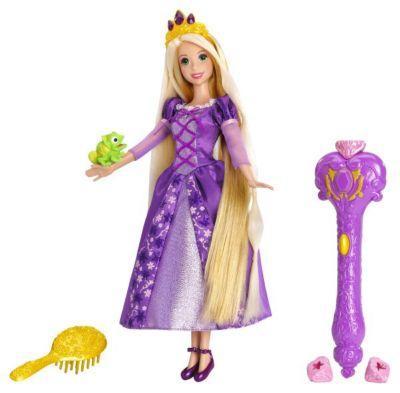 Mattel - Zauberlicht Rapunzel-Set (W5583)  15 EUR  @mömax