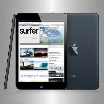 soeben entdeckt  *absolut heisser Preis* Apple iPad mini WiFi 16 GB Schwarz