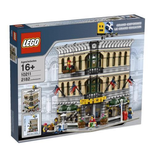 Amazon.ES Spanien   LEGO Creator 10211 - Grand Emporium 116,23 EURO inkl Versand