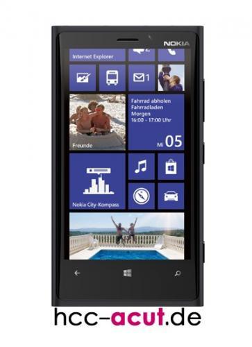 [O2] mobilcom-debitel Blue M Allnet-Flat + Lumia 920 für 33,99 € monatl.