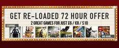 (Steam) 2 Games für 8 Euro @GetGamesGo