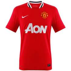 Nike Manchester United Home Shirt 2011 2012 sportsdirect.de