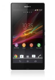 Sony Xperia Z, black, Netzbetreiberware ohne Vertrag