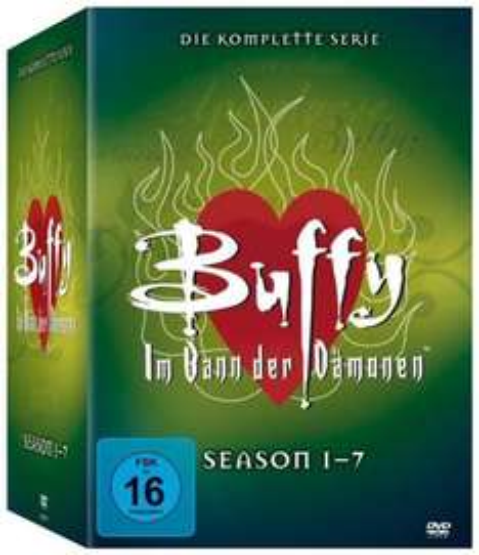 Buffy - Im Bann der Dämonen DVD Season 1-7 (komplett) für 50,99€