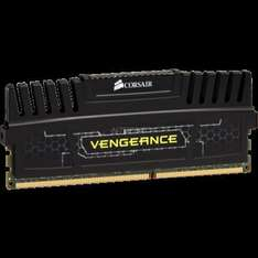 Corsair Vengeance 8GB DDR3 PC3-12800 CL10 (CMZ8GX3M1A1600C10)