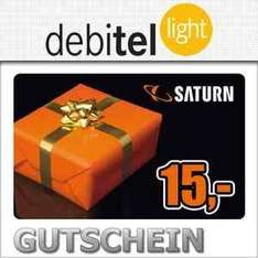 eBay: Debitel-Light incl. 10€ STGH und 15€  Amazon/Aral/Saturn/Mediamarkt-Gutschein