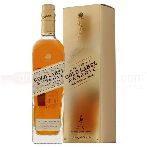 [lokal?] Johnnie Walker Gold Label Reserve