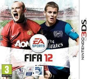 FIFA 12 [3DS] £5.56 6,56€ @zavvi