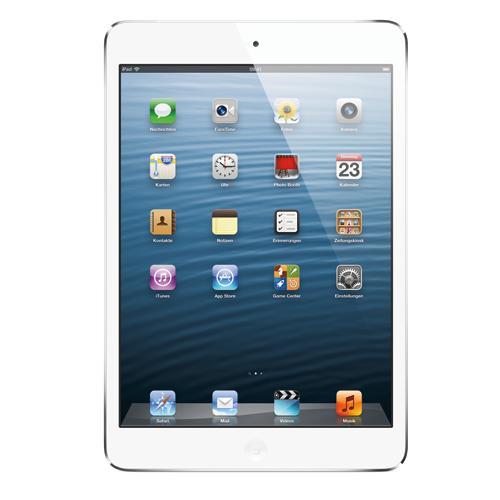 [CH] APPLE iPad mini 16GB, Wi-Fi, weiss für 271€ / 329Fr