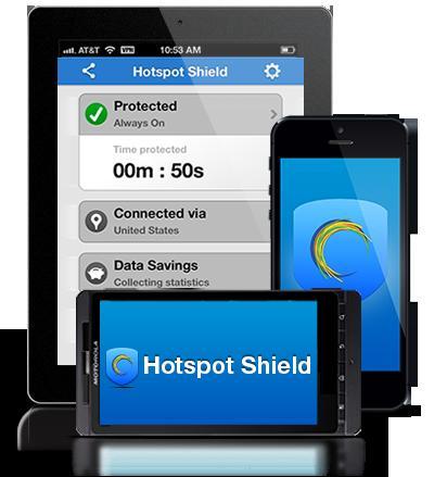 Hotspot Shield VPN Elite (1 Jahr gratis) für .edu und .ac.uk Adressen
