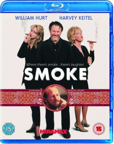 Smoke (Blu ray) für 5,78 € @ Zavvi