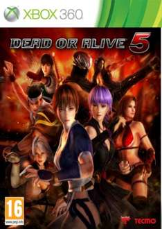Dead or Alive 5 (PS3 / Xbox 360)