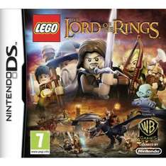 (UK) LEGO: Lord Of The Rings [Nintendo DS] für 13.79€ @ Zavvi