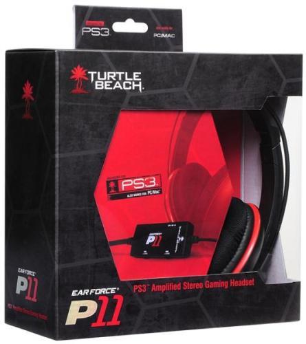 "Turtle Beach™ - PC/PS3 Headset ""Ear Force P11"" für €30,78 [@Zavvi.com]"