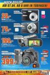 Saturn Tübingen: Canon EOS 1000D 18-55 / 75-300 Kit für 399€ / Denon AVR-1911 für 299€ - und andere gute Preise!