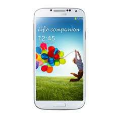 Samsung Galaxy S4 GT-I9500 16GB White / Weiss [gmobile24.de]