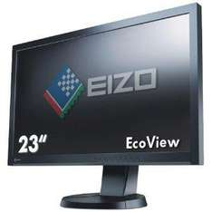 Eizo EV2335W-BK 58,4 cm (23 Zoll) LED Monitor (DVI, DisplayPort, VGA, 6ms Reaktionszeit) schwarz @ Amazon WHD (Geizhals 330€ inkl. Versand)