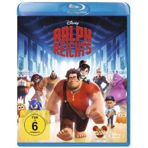 MediMax [überregional] : Ralph Reichts als Blu-ray für 10€ oder als DVD für 7€ (nur noch heute)