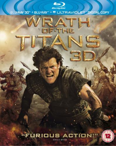 Zorn der Titanen 3D (Blu-ray 3D + Blu-ray + UV Copy) für 11,45 € @ Zavvi