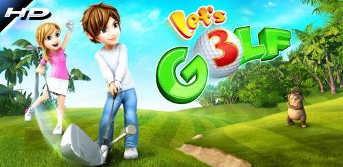 Let's Golf! 3 PB für euer BlackBerry PlayBook