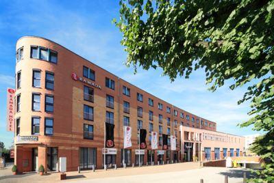 3 Tage  4-Sterne RAMADA Hotel Hamburg-Bergedorf  für 2 Personen