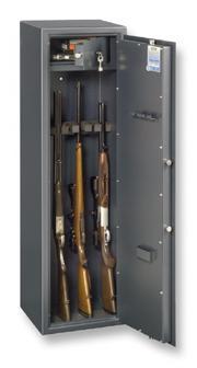 Waffenschrank von Burg Wächter Ranger W 7 A/B S mit B-Fach für nur 309,- EUR inkl. Versand