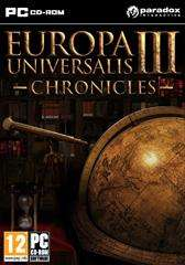 Europa Universalis III Chronicles @GameFly