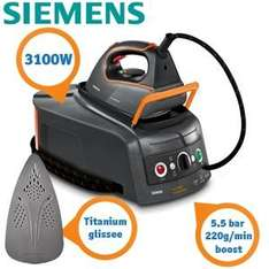 Siemens TS22 Dampfbügelstation @ibood