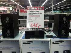 [Lokal] Media Markt Bischofsheim Samsung MM-D530D -37% für € 111,- inkl iPod Docking Station