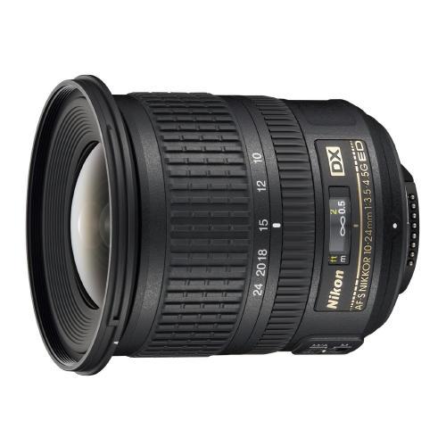 Nikon AF-S DX Nikkor 10-24mm 1:3,5-4,5G ED  Super Weitwinkel für´s DX Format