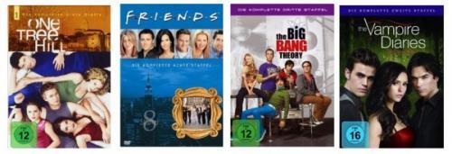 2 TV-Serien-Staffeln für 20 EUR bei Amazon ( Update?) ( Hauptsächlich DvDs )