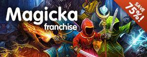 [STEAM] Magicka Sale bei GMG: Hauptspiel ab 2,48€ und alle Addons ab 0,24€