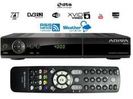 Ferguson Ariva 102e HD HDTV USB Sat Receiver