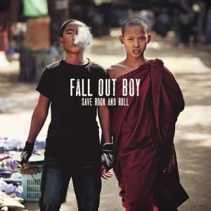 """Fall Out Boy - """"Save Rock´N´Roll"""" im Stream!"""