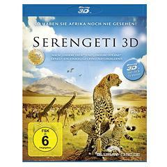 Serengeti 3D (Blu-ray 3D) für 7,80€ @Brand4friends Neukunden