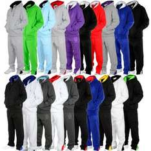 Ebay-WOW Jogginganzug Kontrast Anzug Fitnessanzug für 39,90€ statt 129€ - 69% Rabatt!