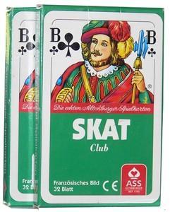 ASS Altenburger Skat Kartenspiel französisches Blatt für 2,49€ @ Ebay